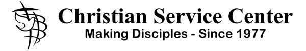 Christian Service Centers Intl